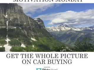 Get the Whole Picture on Car Buying