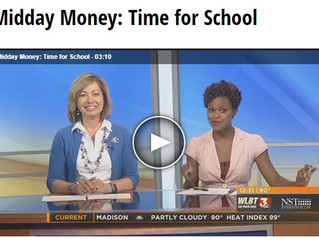 Time for School - Nancy on WLBT