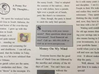 #TBT 2006 Newsletter Volume 47