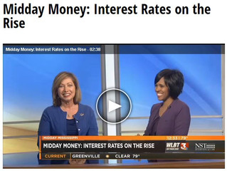 Interest Rates on the Rise - Nancy on WLBT