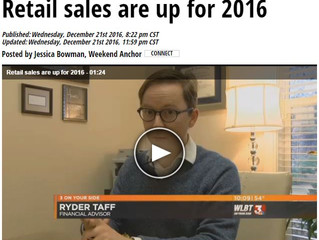 Retail Sales are Up for 2016 - Ryder on WLBT