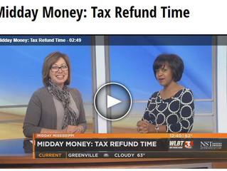Tax Refund Time - Nancy on WLBT