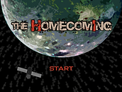 The Homecoming Start Screen