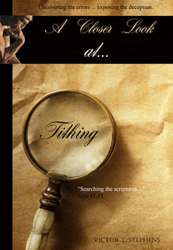Ebook: A Closer Look at Tithing
