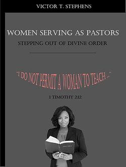 Ebook: Women Serving as Pastors