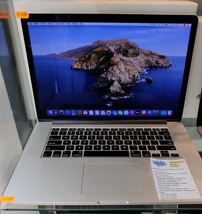 "MacBook Pro 15"" Retina mi-2013"