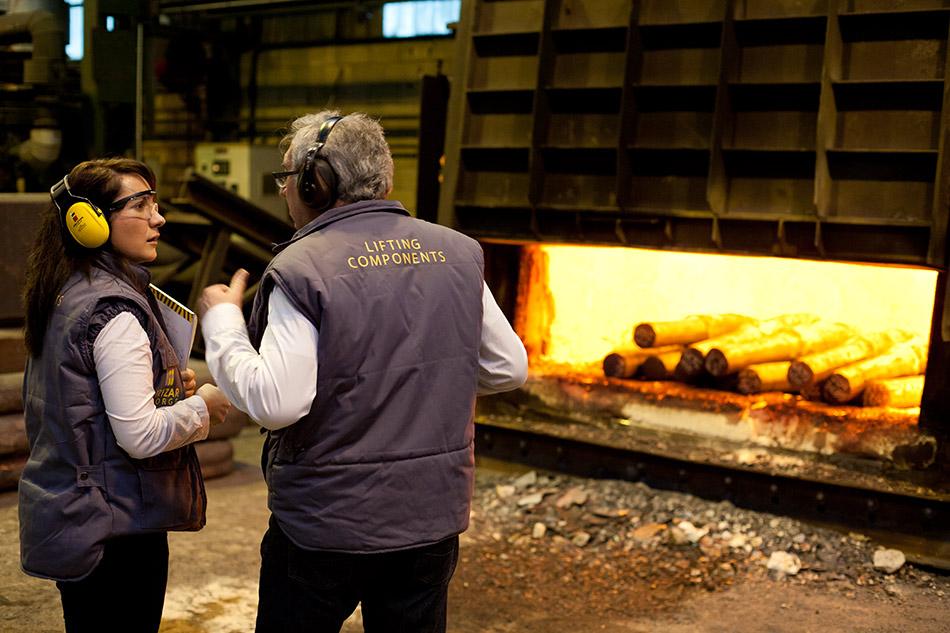 Fotografía Industrial Gipuzkoa