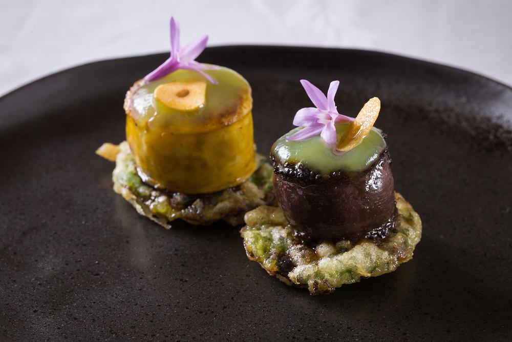 Estilismo culinario y fotografía de gastronomía en Gipuzkoa - Iovo Petrov