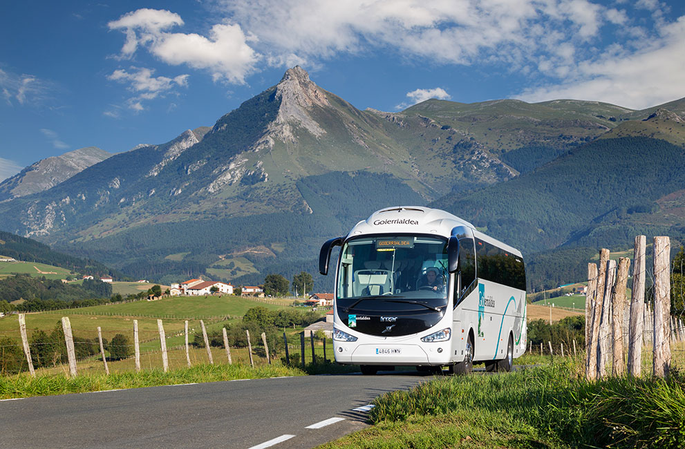 Fotografía corporativa Euskadi