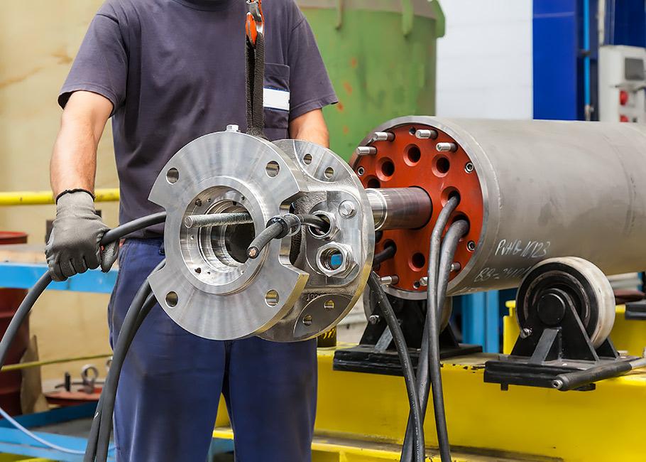 Fotografía industrial Guipúzcoa