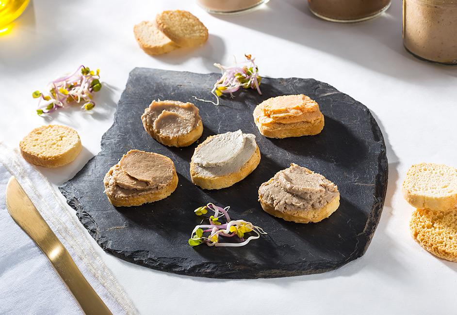 Fotografía de gastronomía País Vasco