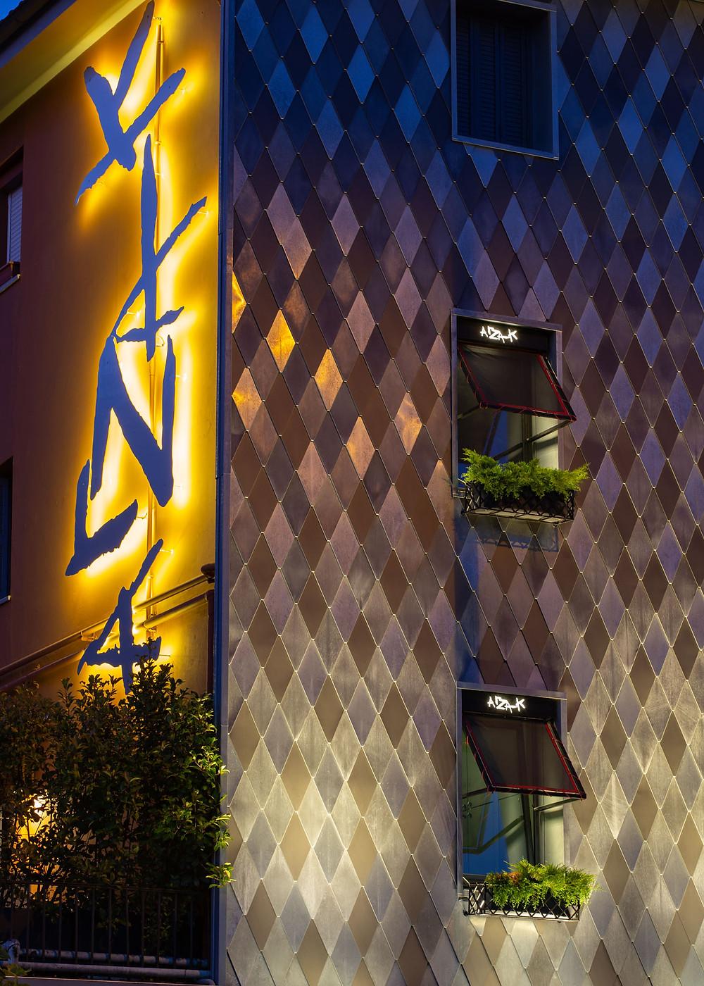 Fotografía de arquitectura en Donostia, Restaurante Arzak