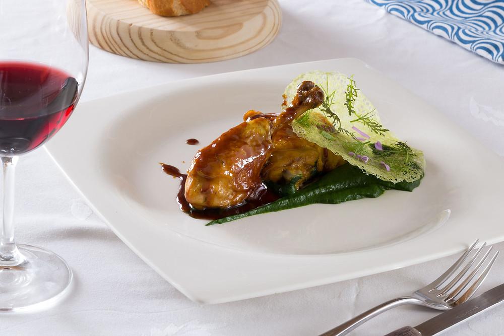 Estilismo culinario y fotografía de gastronomía en San Sebastián - Iovo Petrov