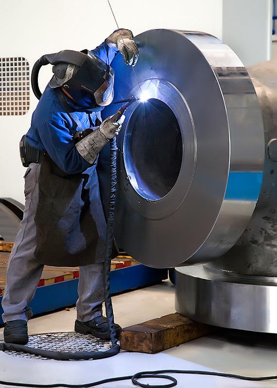 Fotografía industrial Euskadi