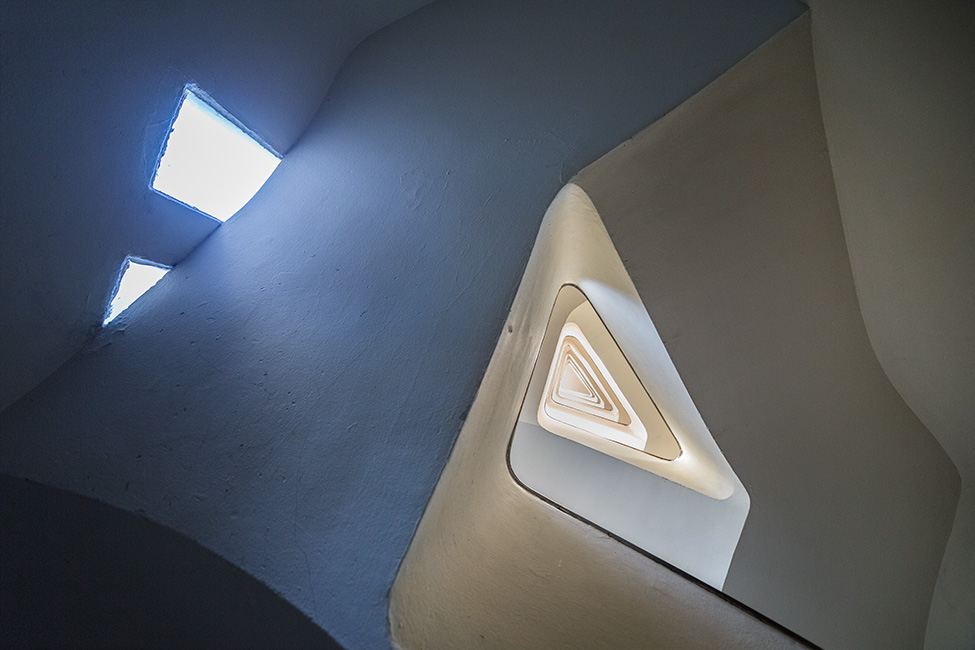Fotografía de arquitectura Barcelona