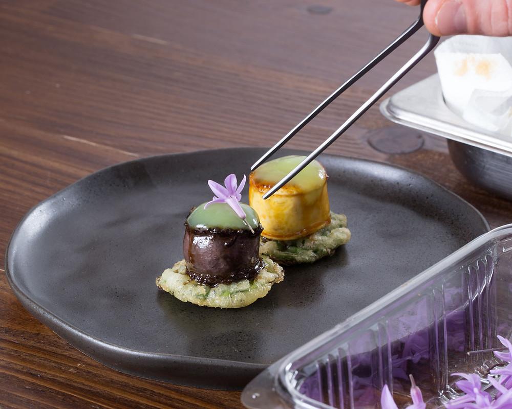 Estilismo culinario y fotografía de gastronomía en Pais Vasco - Iovo Petrov