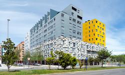 Fotografía de arquitectura-Vitoria(Álava)