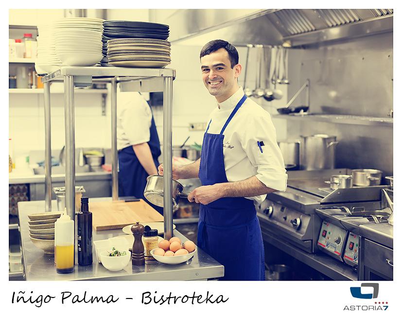 Retrato chef,gastrronomía Euskadi