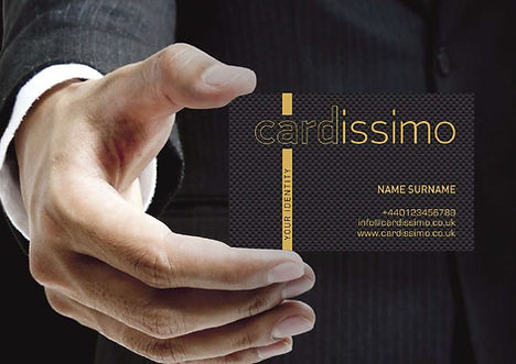Cardissimo, Ringl, Carbon, Karbon, Businesscards, exclusive, high quality, engraved, graviert, luxury