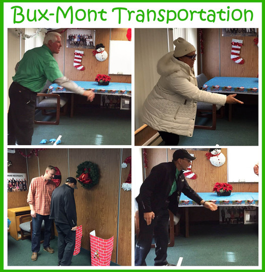 Bux-Mont Trans. Holiday Toss