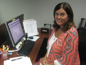 Meet TransNet Staff: Office Coordinator, Helene Spencer