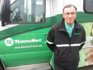 Meet Drivers/Aides Monday: Ron Burton, driver at Bux-Mont Transportation