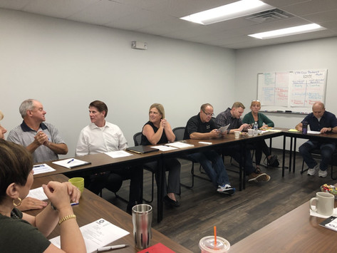 Partner Meeting, September 2019