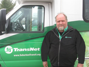 Meet the Drivers/Aides Monday: Kevin Johns, Driver at Tri County Transit