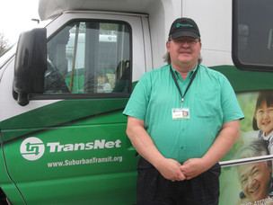 Meet the Partners: James Downam, Driver at Easton Coach Company