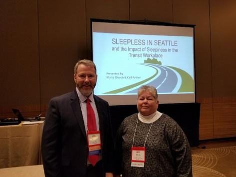 Sleepless in Seattle Presentation, November 2018