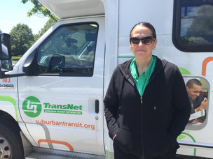 Meet the Drivers/Aides Monday: Alissa Fisher, Driver at Valley Transit