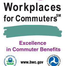 TransNet Receives Best Workplaces for Commuters Award