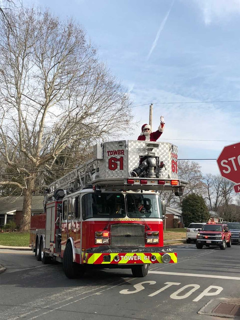 East Norriton Holiday Parade (2018)