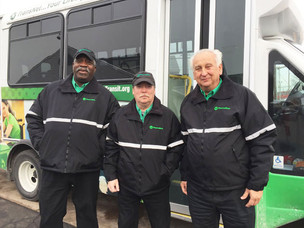 Safety for TransNet drivers and aides is always High Priority!