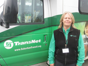 Meet the Partners Monday: Judy Whiteley, Driver, Main Line Transit