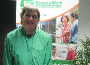 Meet Drivers Monday: Michael Golas, Driver at Tri County Transit
