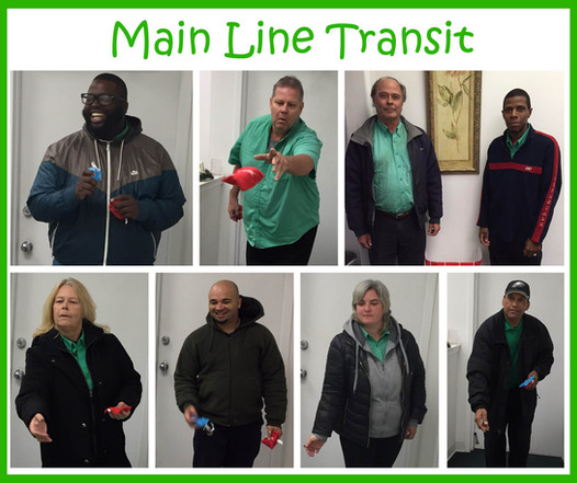 Main Line Holiday Toss