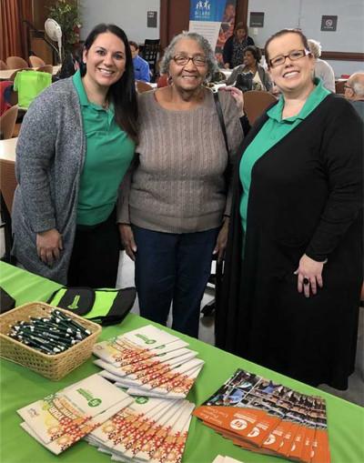 Montco SAAC Senior Lunch and Resource Fair