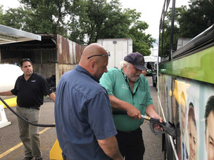 Roush CleanTech Provides Training on Propane
