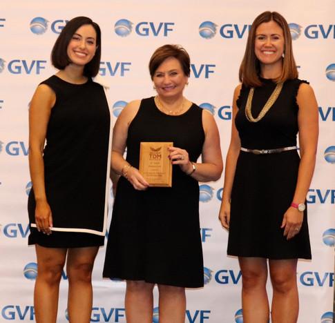 2018 GVF (Greater Valley Forge Transportation) TDM (Transportation Demand Management) Advocate Award