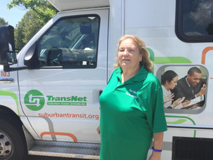 Meet Drivers/Aides Monday: Valerie Holmes, Aide at Bux-Mont Transportation