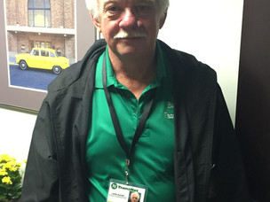 Meet Driver Monday: John Slater, Driver at Bux-Mont Transportation
