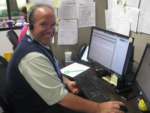 Meet TransNet Staff: Reservation Agent, Robert Sauter