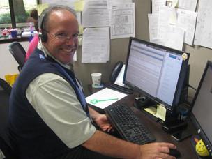 Meet TransNet Staff: Reservation Agent, Robert Sauter
