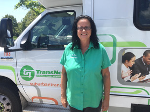 Meet Drivers/Aides Monday: Angela Todd, Driver at Bux-Mont Transportation