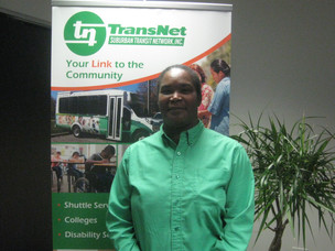 Meet Driver Monday: Bernadette McIntosh, driver at Tri County Transit