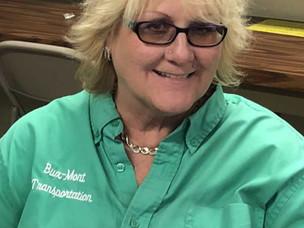 Meet the Drivers Monday:  Pat Buckwalter, Driver at Bux-Mont Transportation