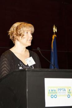 Sue Kopystecki, Executive Director