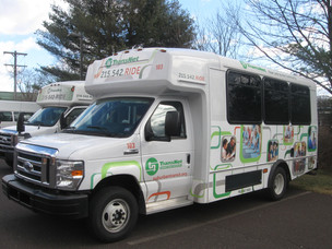 Check Out TransNet's Newly Designed Wrap & Video of How it was Produced!