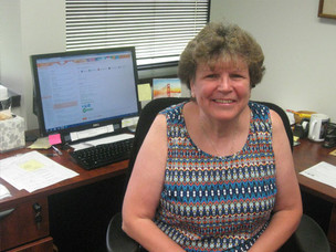 Meet TransNet Staff: Information Systems Coordinator, Marilyn Reilly